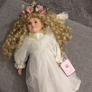 GOLDENVALE PORCELAIN DOLL